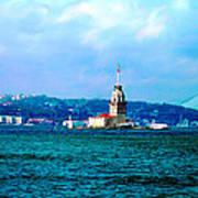 Wonders Of Istanbul Art Print