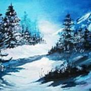 Wonders Of Winter Art Print