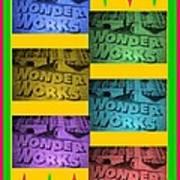 Wonderworks  Art Print