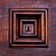 Wood Panel Art Print