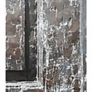 Wooden Times 2 Art Print