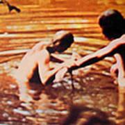 Woodstock Cover 2 Art Print