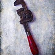Work Wrench Art Print