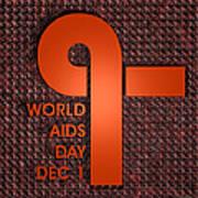 World Aids Day Art Print