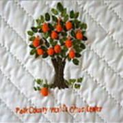 World Citrus Center Art Print
