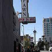 World Famous Gold And Silver Pawn Shop Art Print