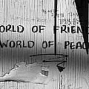 World Of Friends Art Print