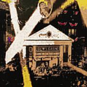 World Premier Gone With The Wind Loew's Grand Theater Atlanta Georgia December 1939-2008 Art Print