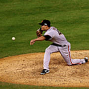 World Series - San Francisco Giants V Art Print