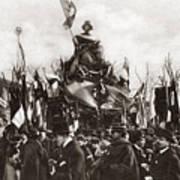 World War I Monument Art Print