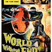 World Without End 1956 Art Print