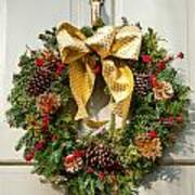 Wreath 32 Art Print