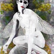 Wrong Fairy Love  Art Print