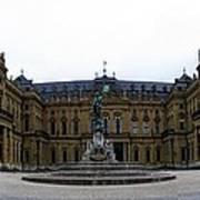 Wuerzburger Residenz Art Print