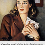 Ww II: Employment Service Art Print