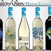 www.CareyChenWine.com Art Print