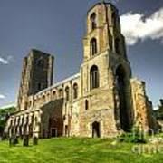 Wymondham Abbey  Art Print