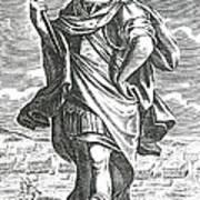 Xenophon Of Athens, Ancient Greek Art Print