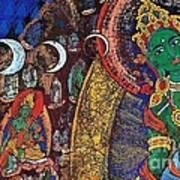Xiangba - Tibet Art Print