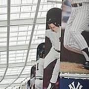Yankee Flags Two Art Print