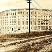 Yankee Stadium 1923 Art Print