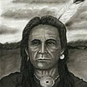 Yankton Lakota Art Print