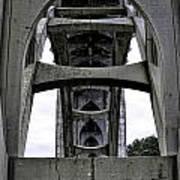 Yaquina Bay Bridge - Series C Art Print