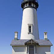 Yaquina Head Lighthouse 2 Art Print