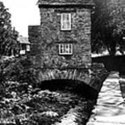 Ye Olde Toll Bridge Art Print
