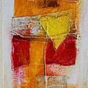 Yellow Love 2 Art Print