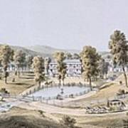 Yellow Sulphur Springs, Montgomery Art Print