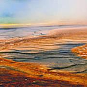 Yellowstone 18 Art Print