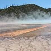 Yellowstone 4 Art Print