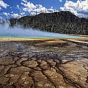 Yellowstone 6 Art Print