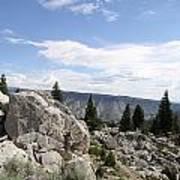 Yellowstone N P Landscape Art Print