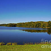 Yellowwood Lake 1 Art Print