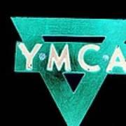 Ymca Art Print