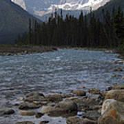 Yoho National Park British Columbia Art Print