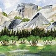 Yosemite 1 Art Print