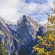 Yosemite Between Seasons Art Print