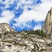 Yosemite Granite Art Print