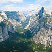 Yosemite Summers Art Print