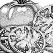 You Say Tomatoes.... Art Print