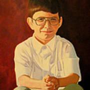 Young Boy Art Print