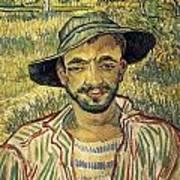 Young Peasant Art Print