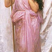 Young Priestess Art Print