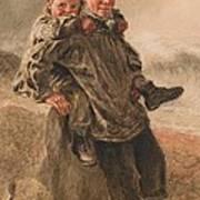 Young Salts Art Print