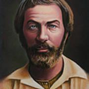 Young Walt Whitman Art Print
