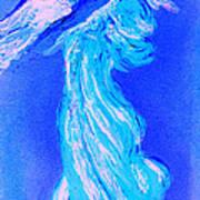 Your Angel Is Waiting II Art Print