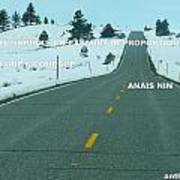Your Road Art Print